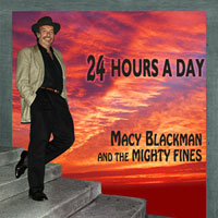 24 Hours a Day CD Cover
