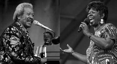 Shoo Rah - the songs of Irma Thomas and Alan Toussaint